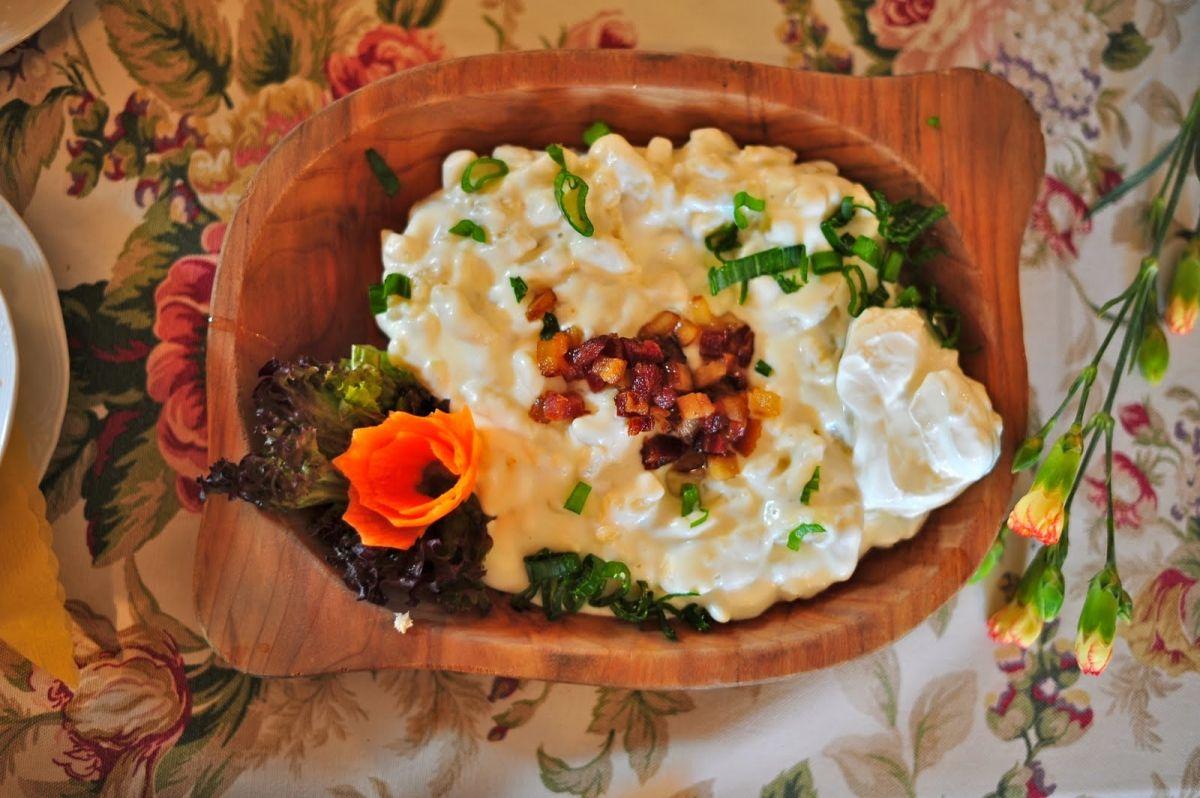 Блюда словацкой кухни рецепты с фото