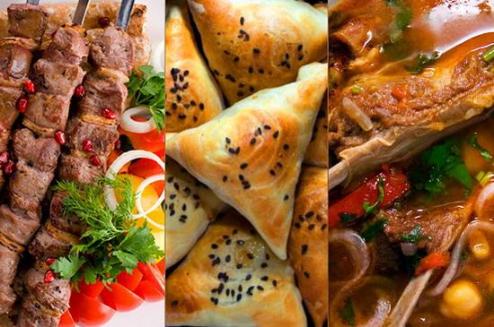 Рецепты узбекских национальных блюд