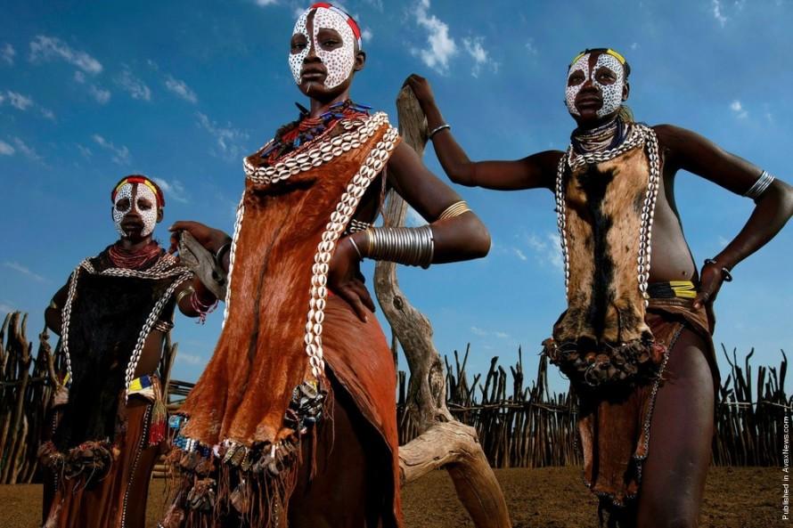 Эфиопия культура секса