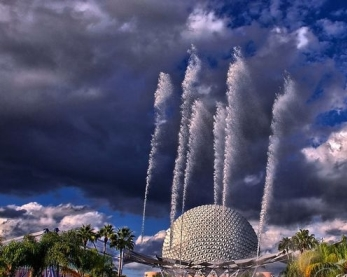 Disney's Fountain of Nations (Фонтан Наций)