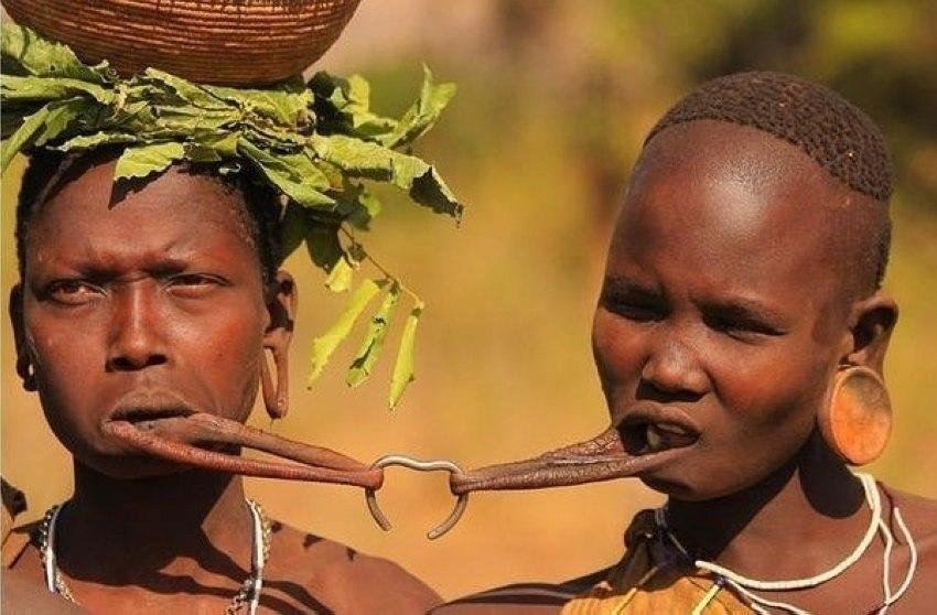 Африканские народы и их сексуальные обычаи